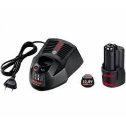 Набор Bosch литиевый аккумулятор+зарядное устройство 10,8 Li-Ion